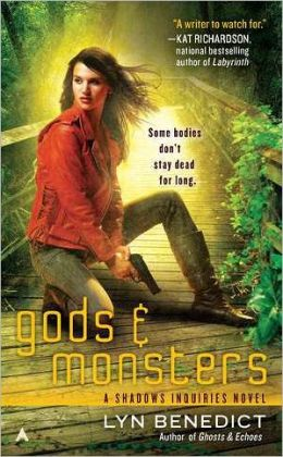Gods and Monsters (Shadows Inquiries Series #3)