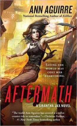 Aftermath (Sirantha Jax Series #5)