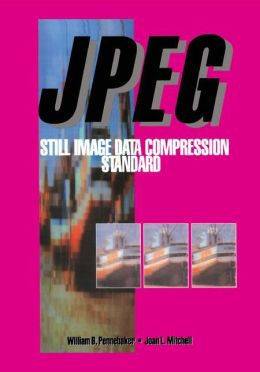 JPEG: Still Image Data Compression Standard