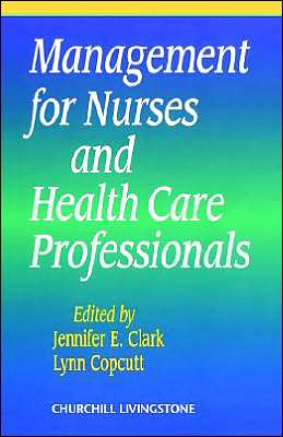 Management for Nurses and Health Care Professionals