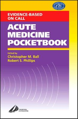 Acute Medicine Pocketbook