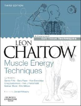 Muscle Energy Techniques with DVD-ROM