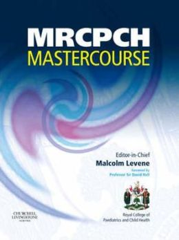 MRCPCH MasterCourse: Two Volume Set with DVD and website access