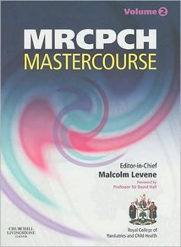 MRCPCH MasterCourse: Volume 2 with DVD and website access