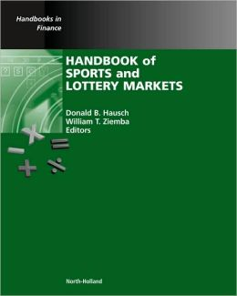 Handbook of Sports and Lottery Markets