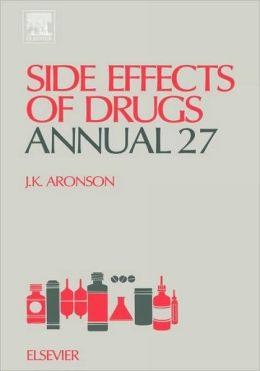 Side Effects Of Drugs Annual 27