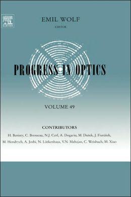 Progress in Optics