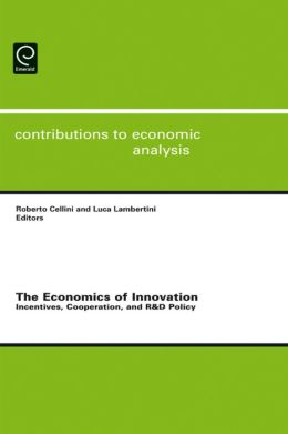 Economics of Innovation,286