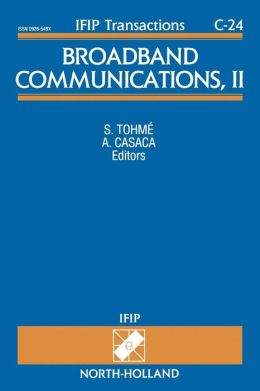 Broadband Communications, II