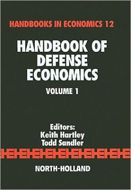 Handbook of Defense Economics