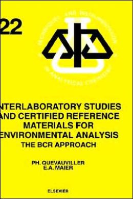 Interlaboratory Studies and Certified Reference Materials for Environmental Analysis: The BCR Approach