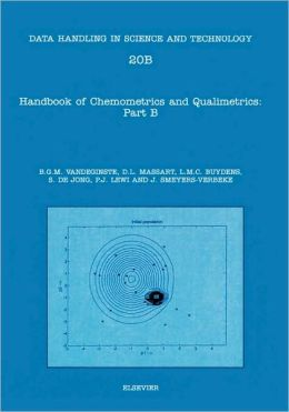 Handbook of Chemometrics and Qualimetrics