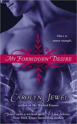 My Forbidden Desire (My Immortal Series #2)