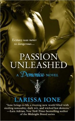 Passion Unleashed (Demonica Series #3)