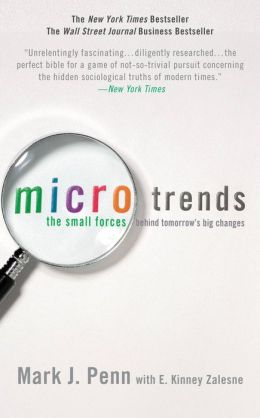 Microtrends: The Small Forces Behind Tomorrow's Big Changes