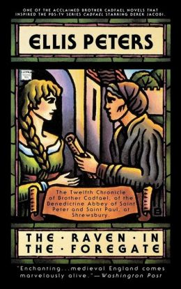 The Raven in the Foregate (Brother Cadfael Series #12)