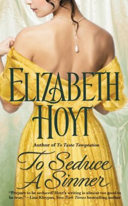 To Seduce a Sinner (Legend of the Four Soldiers Series #2)