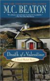 Death of a Valentine (Hamish Macbeth Series #25)