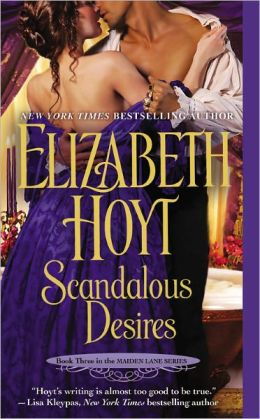 Scandalous Desires (Maiden Lane Series #3)