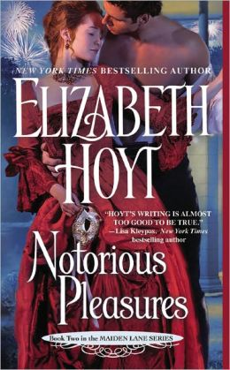 Notorious Pleasures (Maiden Lane Series #2)