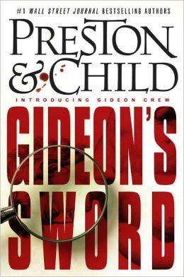 Gideon's Sword (Gideon Crew Series #1)
