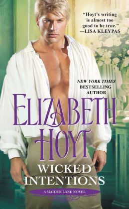 Wicked Intentions (Maiden Lane Series #1)