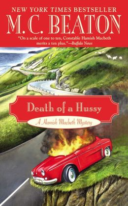 Death of a Hussy (Hamish Macbeth Series #5)