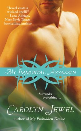 My Immortal Assassin (My Immortal Series #3)