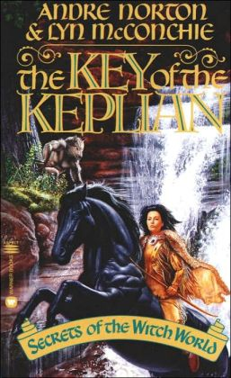The Key of the Keplian (Witch World The Turning Series #4)