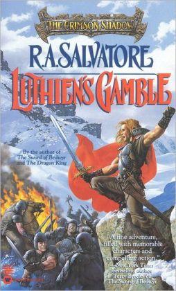 Crimson Shadow 2 - Luthien's Gamble - R.A. Salvatore