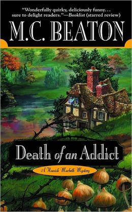 Death of an Addict (Hamish Macbeth Series #15)