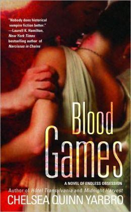 Blood Games (St. Germain Series #3)