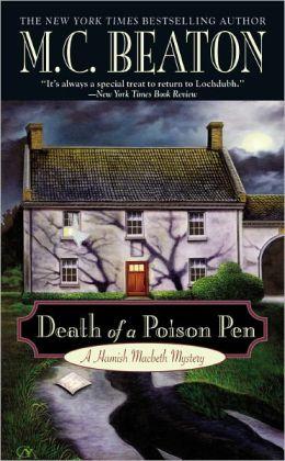 Death of a Poison Pen (Hamish Macbeth Series #19)