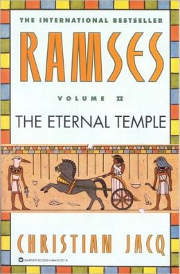 The Eternal Temple (Ramses Series #2)