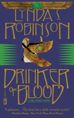 Drinker of Blood (Lord Meren Series #5)