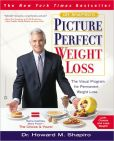 Book Cover Image. Title: Dr. Shapiro's Picture Perfect Weight Loss:  The Visual Program for Permanent Weight Loss, Author: Howard M. Shapiro