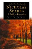 Book Cover Image. Title: A Walk to Remember, Author: Nicholas Sparks