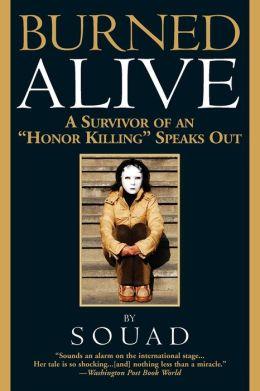 Burned Alive: A Survivor of an