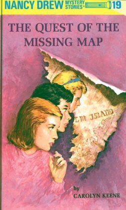 The Quest of the Missing Map (Nancy Drew Series #19)