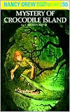 Mystery of Crocodile Island (Nancy Drew Series #55)