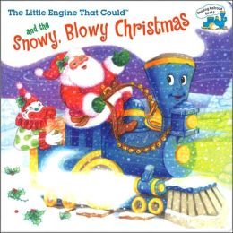 The Little Engine That Could and the Snowy, Blowy Christmas
