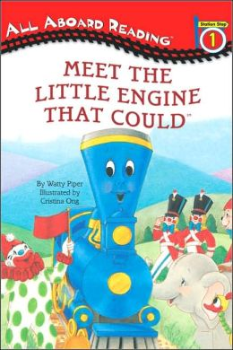 Meet the Little Engine That Could