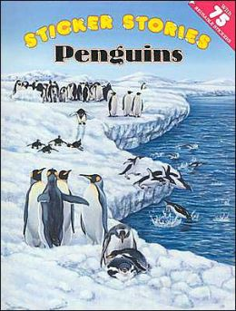 Sticker Stories Penguins