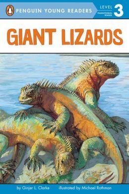 Giant Lizards