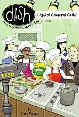 Lights! Camera! Cook! (Dish Series #8)