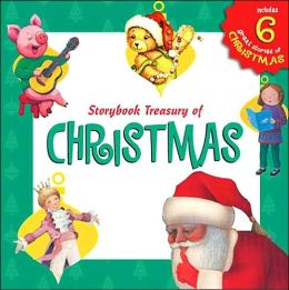 Storybook Treasury for Christmas