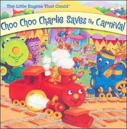 Choo Choo Charlie Saves the Carnival