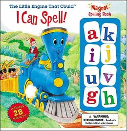I Can Spell (The Little Engine That Could)
