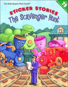 Little Engine That Could: The Scavenger Hunt