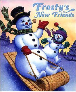 Frosty's New Friends